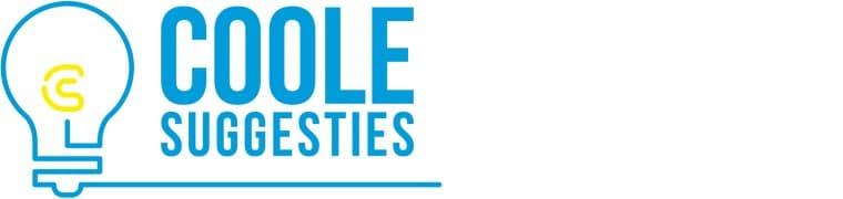 logo coolesuggesties liggend banner