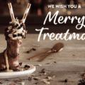 Baileys Chocolate reindeer