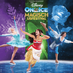 Disney on ice prinsessen