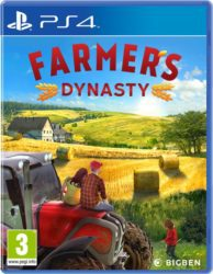 Farmers Dynasty PS4