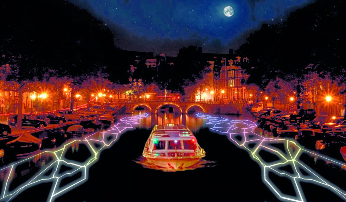 Amsterdam Light Festival Editie #8: DISRUPT!