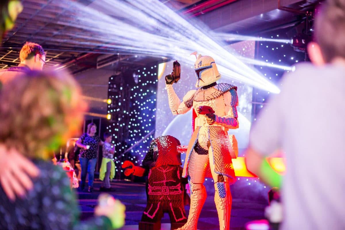 LEGO World viert twintig jaar LEGO® Star Wars in Jaarbeurs Utrecht