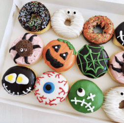SoMe Halloween - Dunkin' Donuts