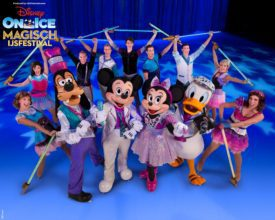 diseny on ice mickey and friends