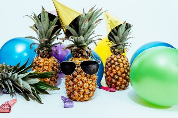 party ananas