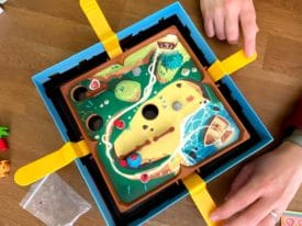 slide quest bordspel