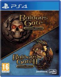 Baldurs Gate Enhanced Edition PS4