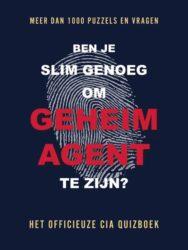 Ben je slim genoeg om Geheim Agent te zijn