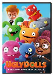 DVD 2D Ugly Dolls