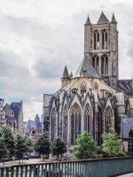 Gent kerk