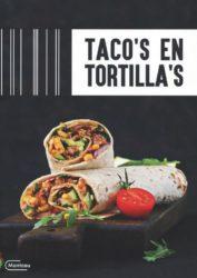 Tacos en tortillas