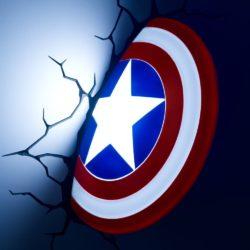 amazon lamp captain america