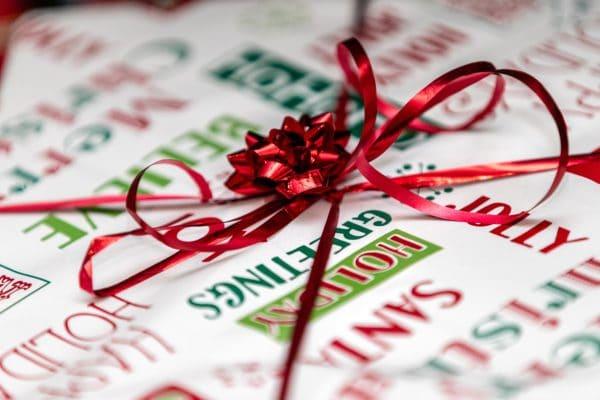 kerstmis cadeau kerstpakket