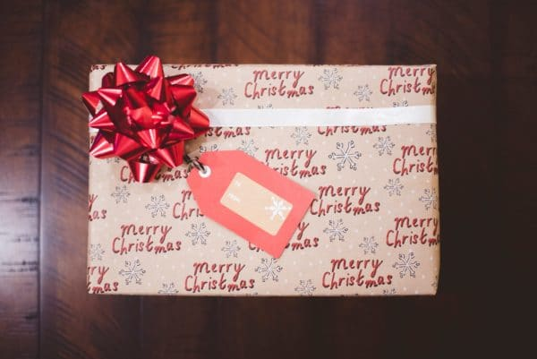 kerstpakket cadeau kerstmis