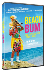 the beach bum dvd