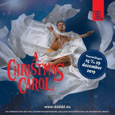 Dansversie van A Christmas Carol