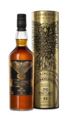 Game of Thrones Six Kingdoms Mortlach Aged 15 Years Bottle Packaging UK