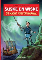 Suske en Wiske 350 De nacht van Narwal