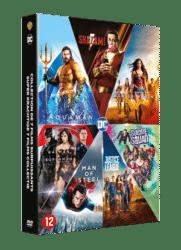 dc comics movie collection