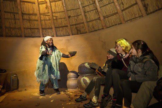 lichtavonden Afrika museum 2