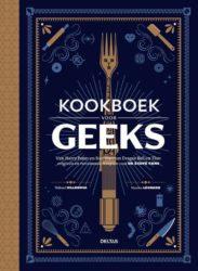 Kookboek voor geeks Thibaud Villanova en Maxime Leonard