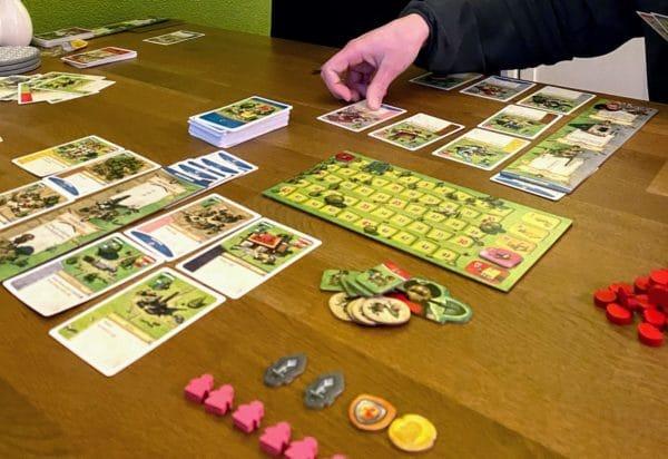 imperial settlers bordspel