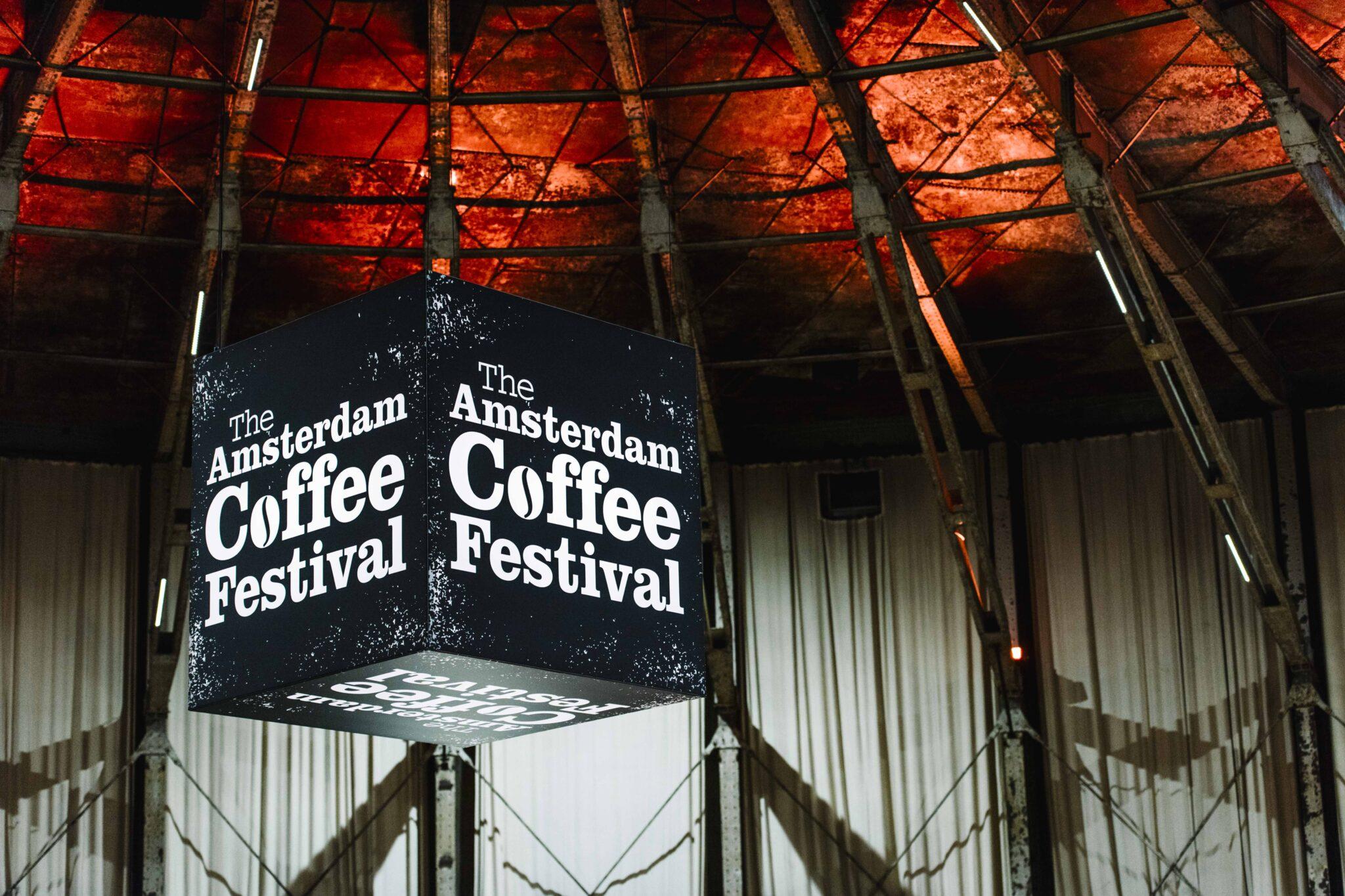The Amsterdam Coffee Festival 2020