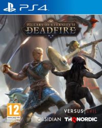 Pillars of Eternity 2 Deadfire PS4