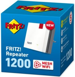 AVM Mesh wifi repeaters 1200