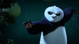 Kung Fu Panda The Paws of Destiny small