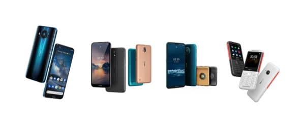 Nokia nieuw