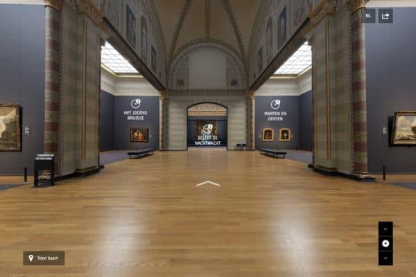 Ontdek Rijksmuseum Meesterwerken