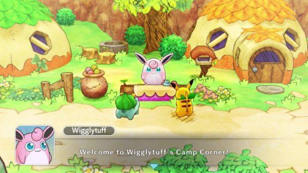 Pokemon Mystery Dungeon Rescue Team DX screenshot 1
