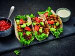 Santa Maria Taco's met gehakt courgette en mais
