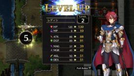 langrisser I en II screenshot 2