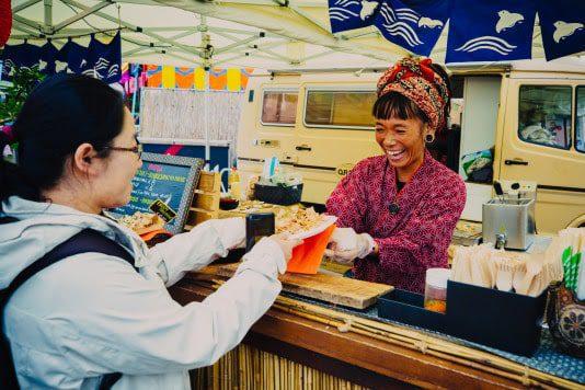 Sushi & Asian Streetfood Festival Joy