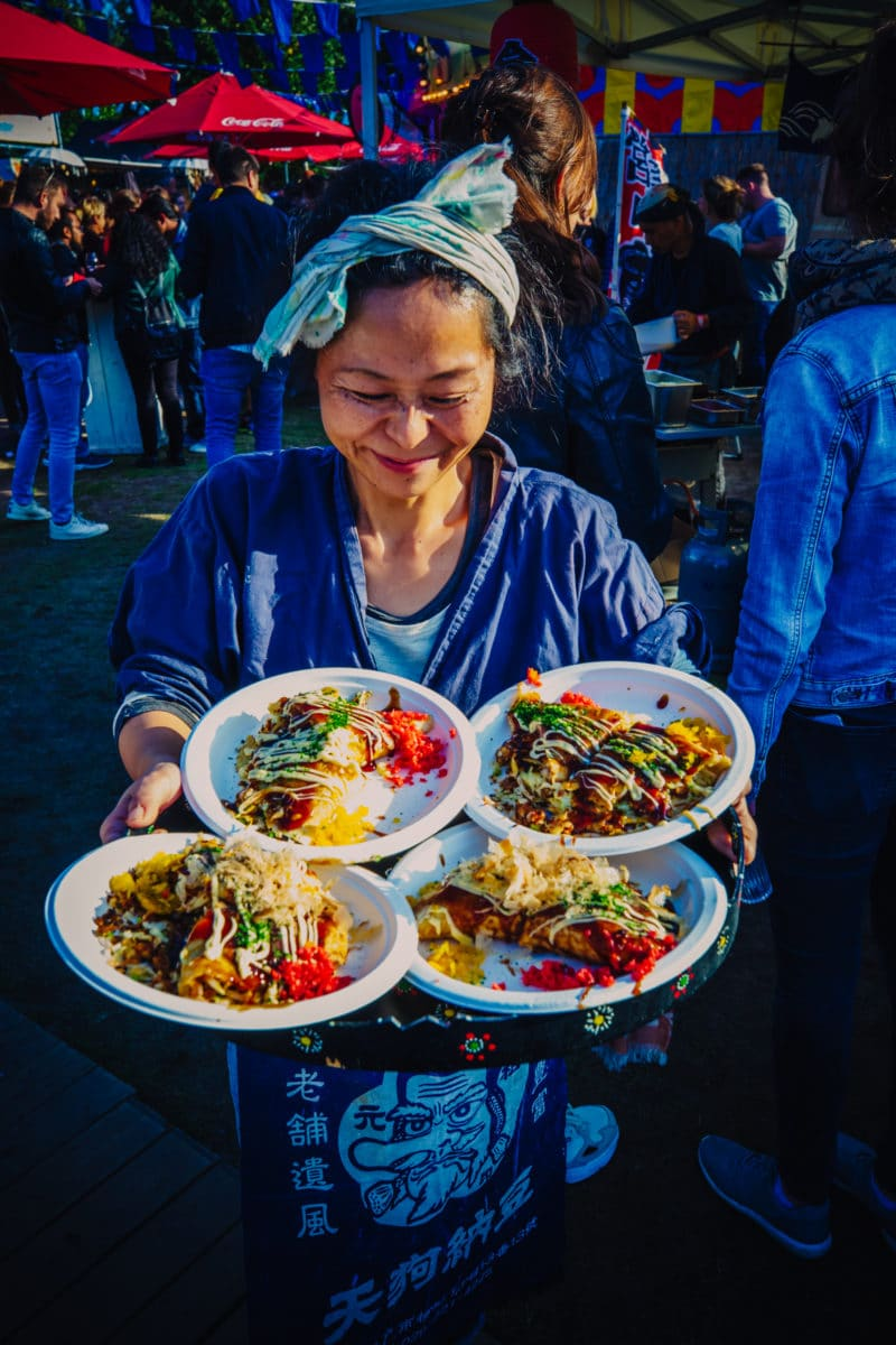 Sushi & Asian Streetfood gestival Joy