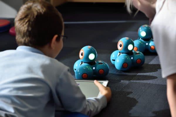 tablet kinderen programmeren