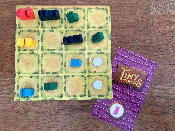 tiny towns bordspel