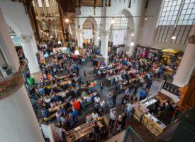 week van het bier kerk in Den Haag 1