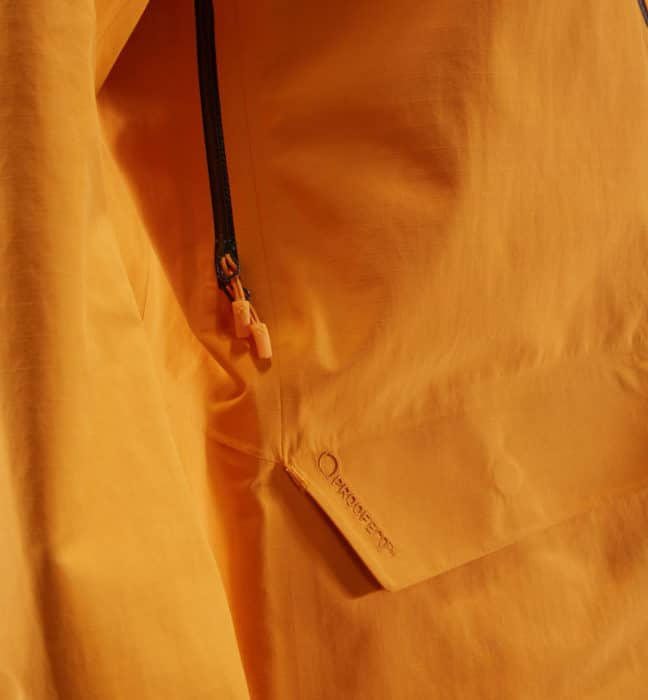 Haglofs Grym Evo Jacket close up