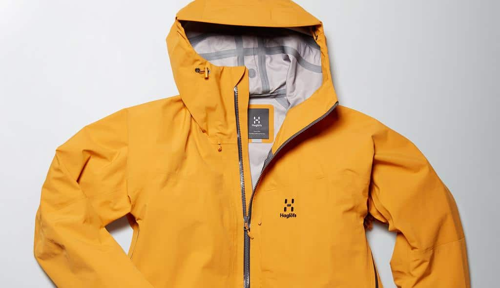 Haglofs Grym Evo Jacket jas breed