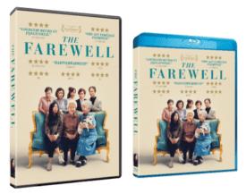 The Farewell DVD en Blu ray
