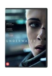 Underwater DVD