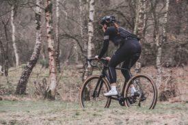 fietsen in de buitenlucht