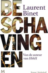 Beschavingen Laurent Binet