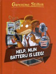 Help mijn batterij is leeg Geronimo Stilton