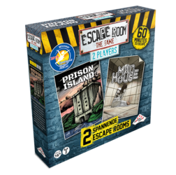 escape room the game duo