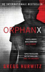 orphan x boek 1