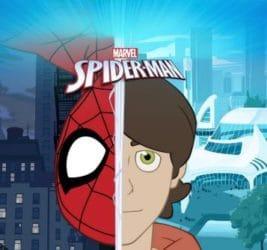 spiderman disney channel